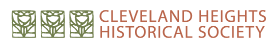Cleveland Heights Historical Society Logo
